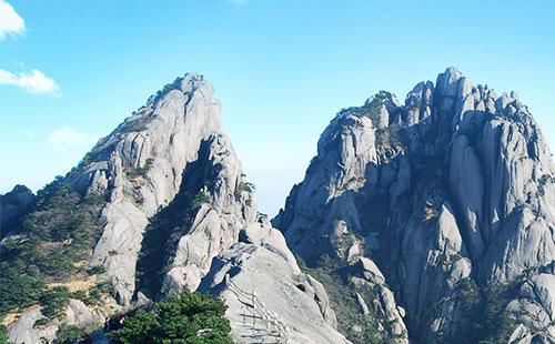 黄山风景区2