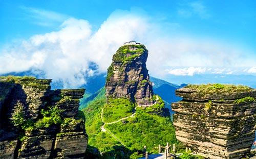 世界自然遗产梵净山