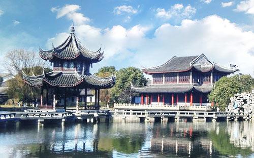 华东五市<上海-南京-无锡-杭州-乌镇>+双水乡双飞6日游畅游江南