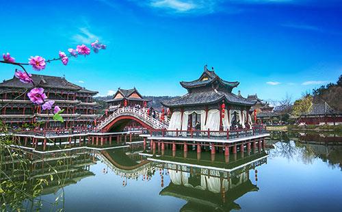 華東旅游_杭州西湖景區