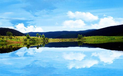 普达措森林公园1