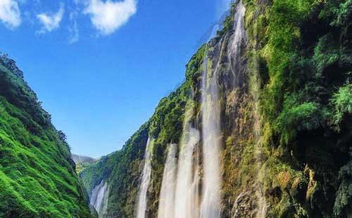 贵州马岭河峡