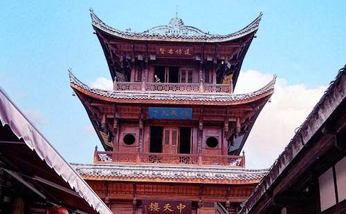 阆中古城2