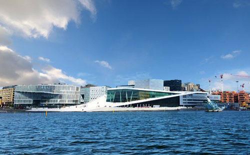 挪威奥斯陆歌剧院
