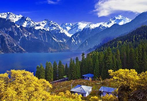 新疆天山天池2