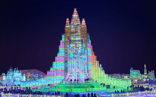 哈尔滨冰雪大世界2