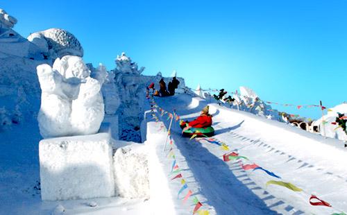 哈尔滨冰雪大世界5