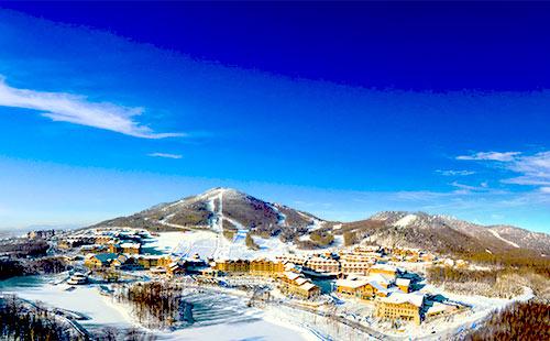 长白山国际度假区滑雪场3