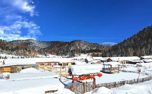 中国雪乡3