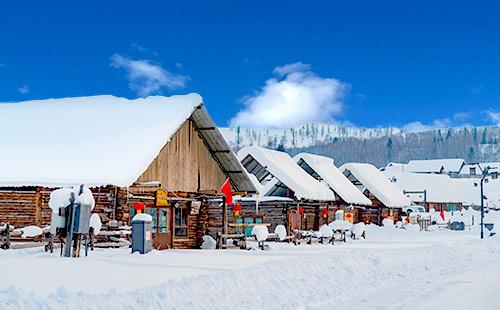 哈尔滨-亚布力不限时滑雪-童话雪乡-林海雪原老院子-伏尔加城堡-俄罗斯歌舞表演双飞6日游冰雪总动员