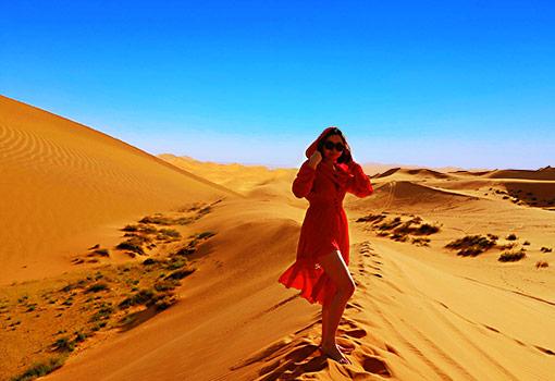 腾格里沙漠3