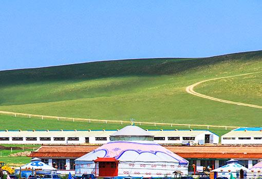 锡林郭勒大草原1