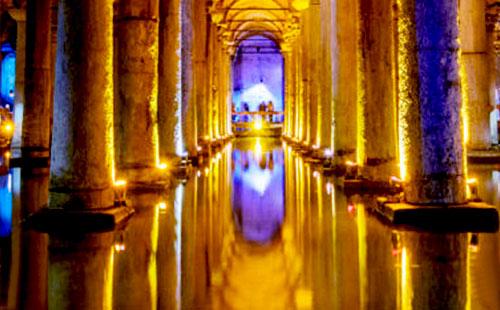 土耳其地下水宫