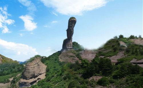 承德磬锤峰国家森林公园
