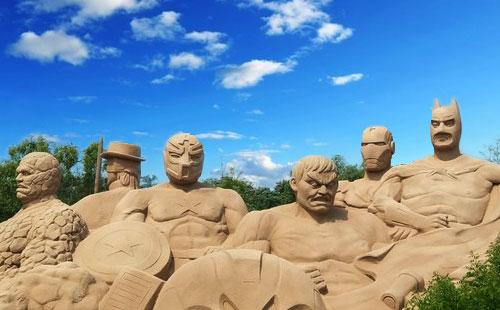 秦皇岛沙雕海洋乐园