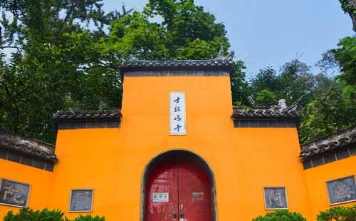南京古鸡鸣寺