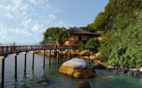 马来西亚绿中海+吉隆坡深度纯玩自由行6日游马来彼岸系列