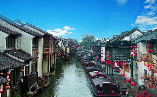 苏州山塘街