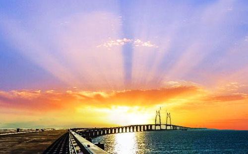 珠海港珠澳大桥