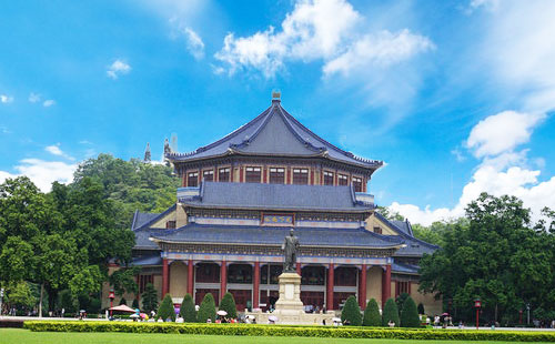 广东中山纪念堂