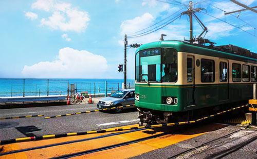 日本镰仓电车
