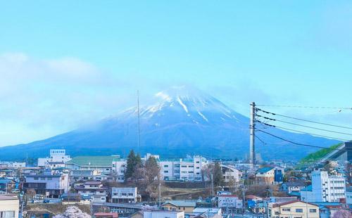 日本大阪+京都+奈良+富士山+箱根+东京温泉之旅6日游全景古都行