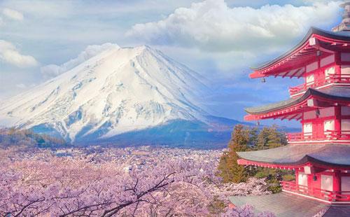 日本富士山