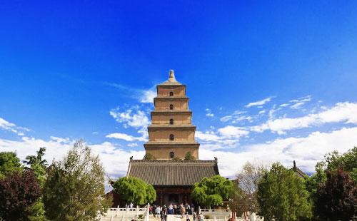 陕西大慈恩寺