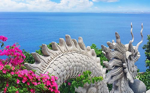 越南岘港山茶半岛+美溪沙滩+仙沙湾+迦南岛+巴拿山5\6日游<海边四星+3个店+4正餐>情迷巴拿山