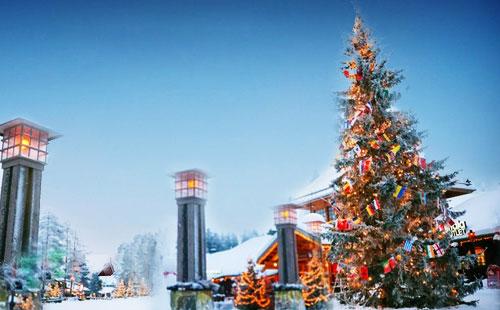北欧圣诞节