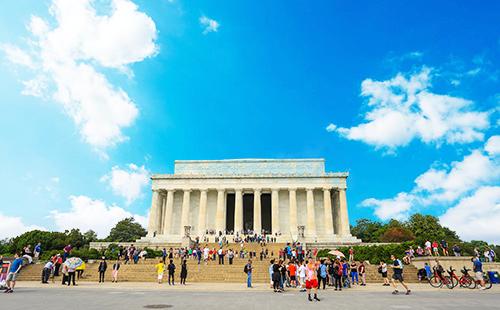 美国林肯纪念堂4