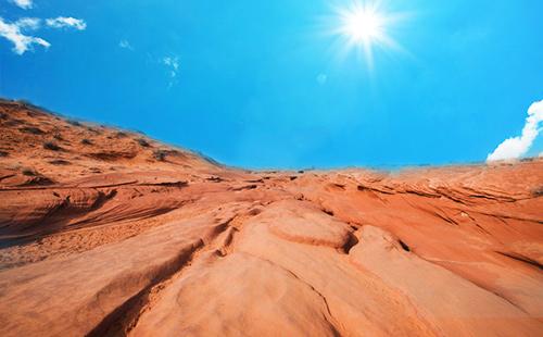 美国羚羊峡谷2
