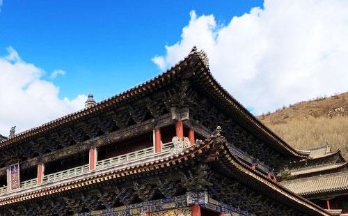 五台山金阁寺