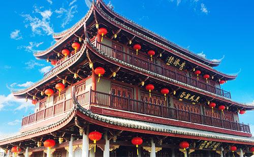 广东潮州古城