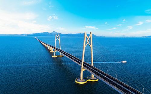 广东港珠澳大桥