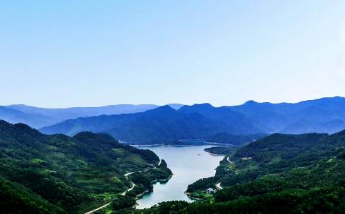 浙江雪窦山风景区