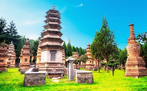 河南少林寺