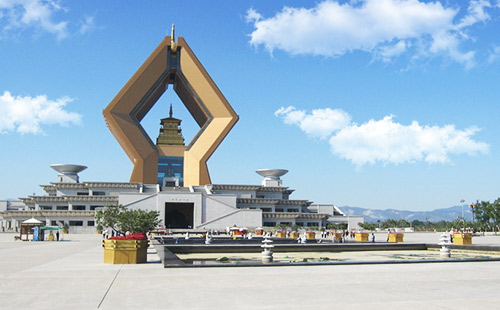 西安法门寺