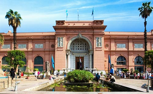 埃及埃及国家博物馆