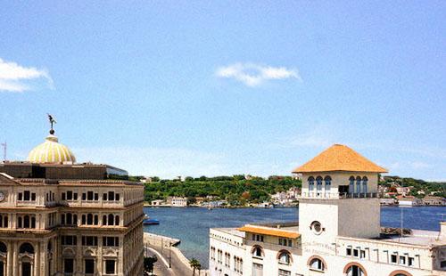 古巴哈瓦那旧城