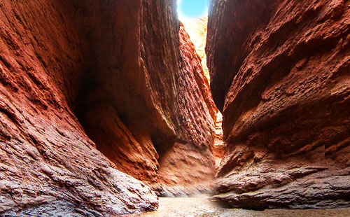 天山神秘大峡谷1