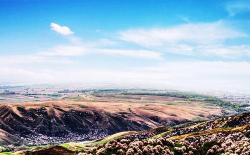 新疆大西沟