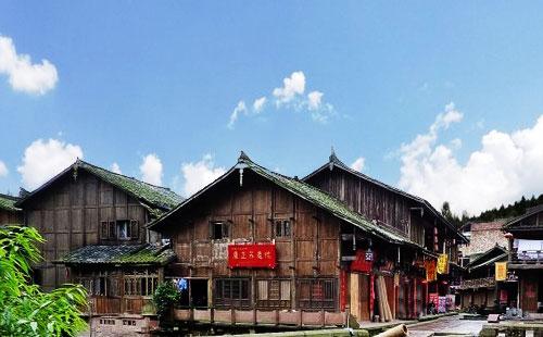上里古镇1