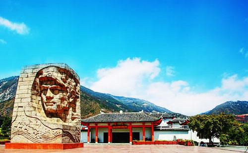 中国工农红军强渡大渡河纪念馆