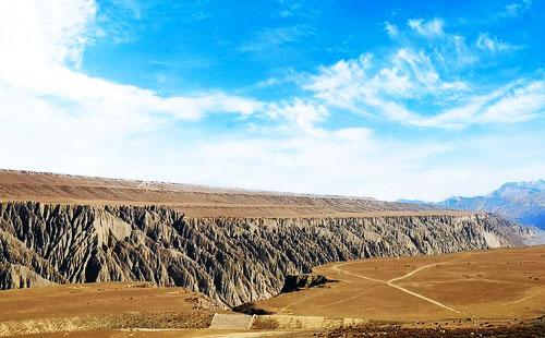 独山子大峡谷1