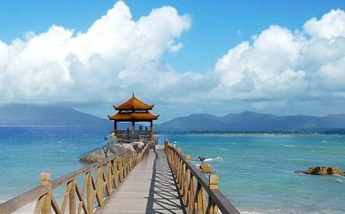 三亚蜈支洲岛1