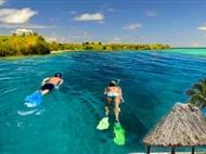 斐济【2晚妈妈努卡群岛+4晚主岛】8天6晚自由行<香港起止>