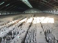 西安兵马俑、华清池、骊山、明城墙双飞\双动3日游