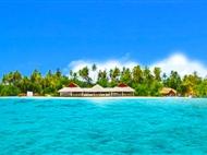 马尔代夫【库达班度士】自由行双飞7日游<4晚经典房+含早晚餐+超高性价比>