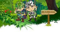 黄水原始森林探险营5天4夜夏令营